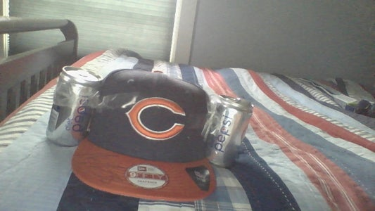 Take Your Beverage and Tape It to the Hat