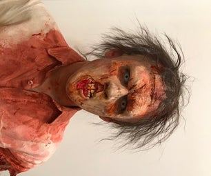 Becoming a Walking Dead Style Zombie