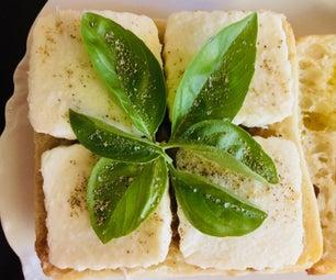 Caprese-Cheesy Sandwich