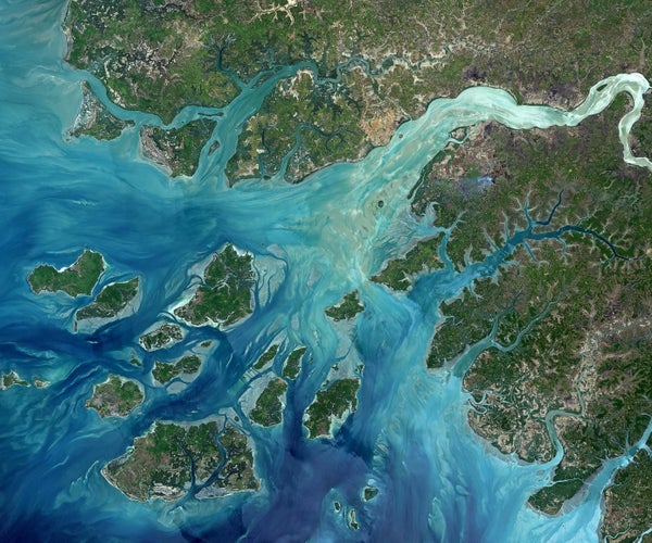 Creating Satellite Imagery - Landsat