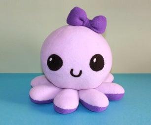 DIY Octopus Plushie
