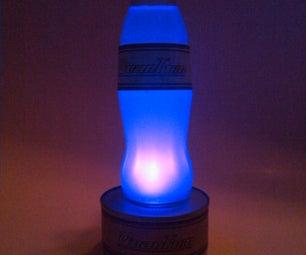 Quantum, UV LED Display
