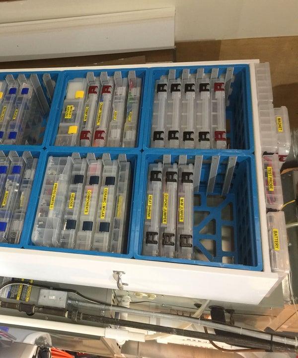 Modular Parts Storage