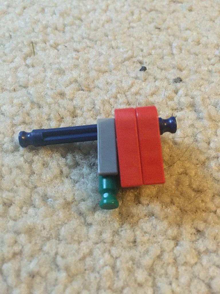 Assembling the Launcher