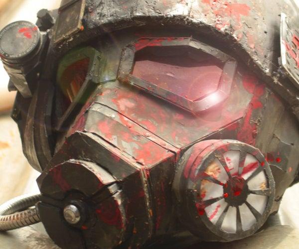 Fallout 2 Veterans Helmet Build