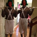 Oompa Lumpa Costume Home Made