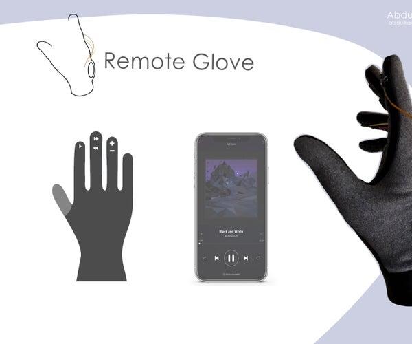 Remote Glove