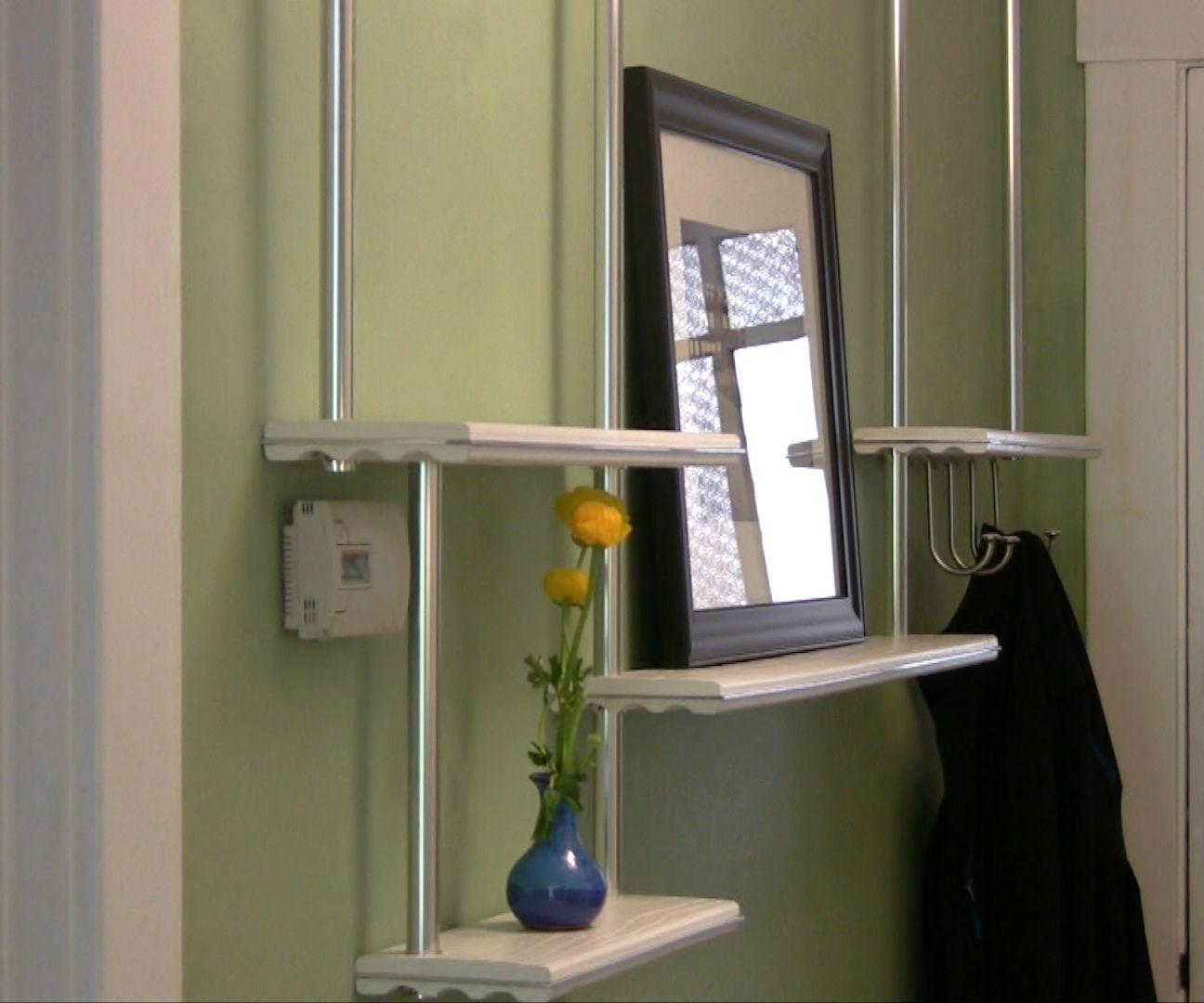 Build a Hanging Shelf System