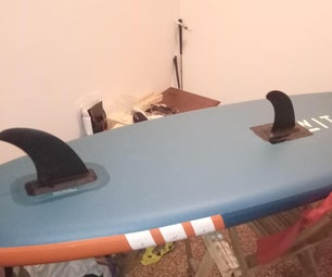 Inflatable SUP Upgrade for Wing