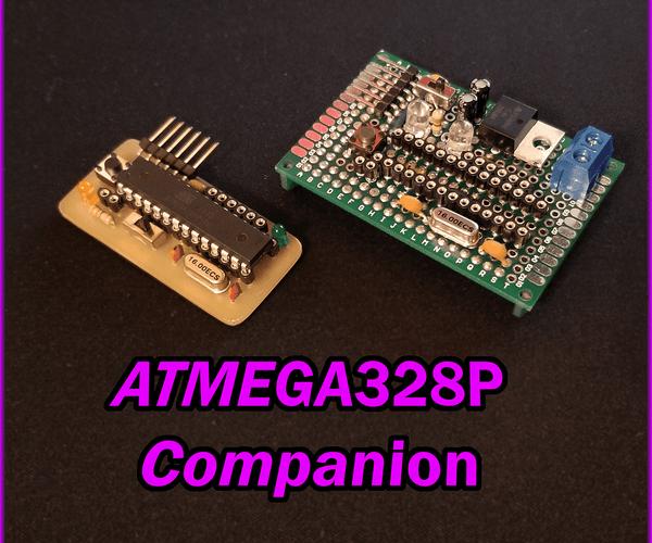 Atmega328p Companion