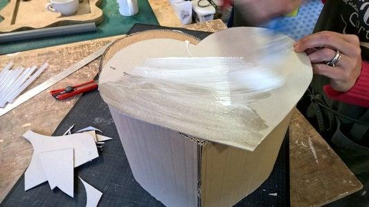 Bend the Cardboard