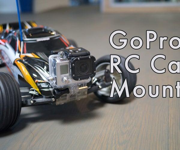 GoPro RC Car Mount