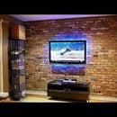 How to Build an Interior Half - Brick Veneer Wall