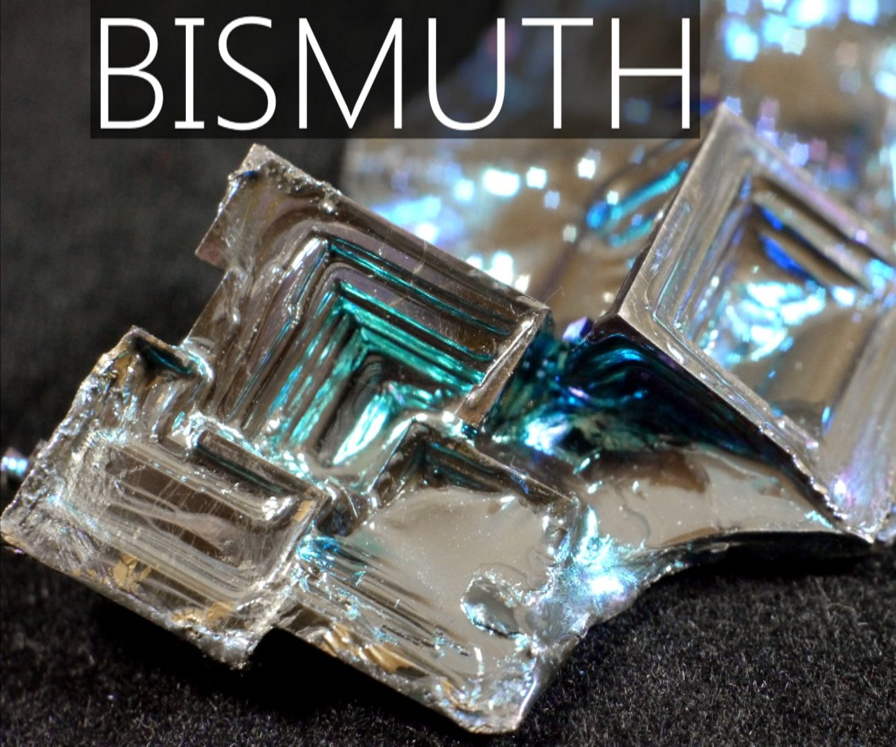 Make Bismuth Crystals In The Kitchen