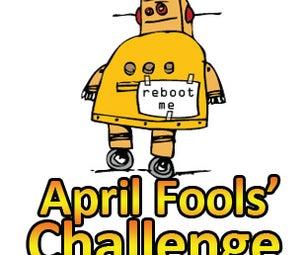 Monthly Make It Challenge: April Fools!