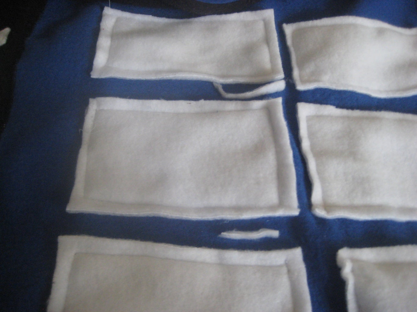 Sew All Pieces On