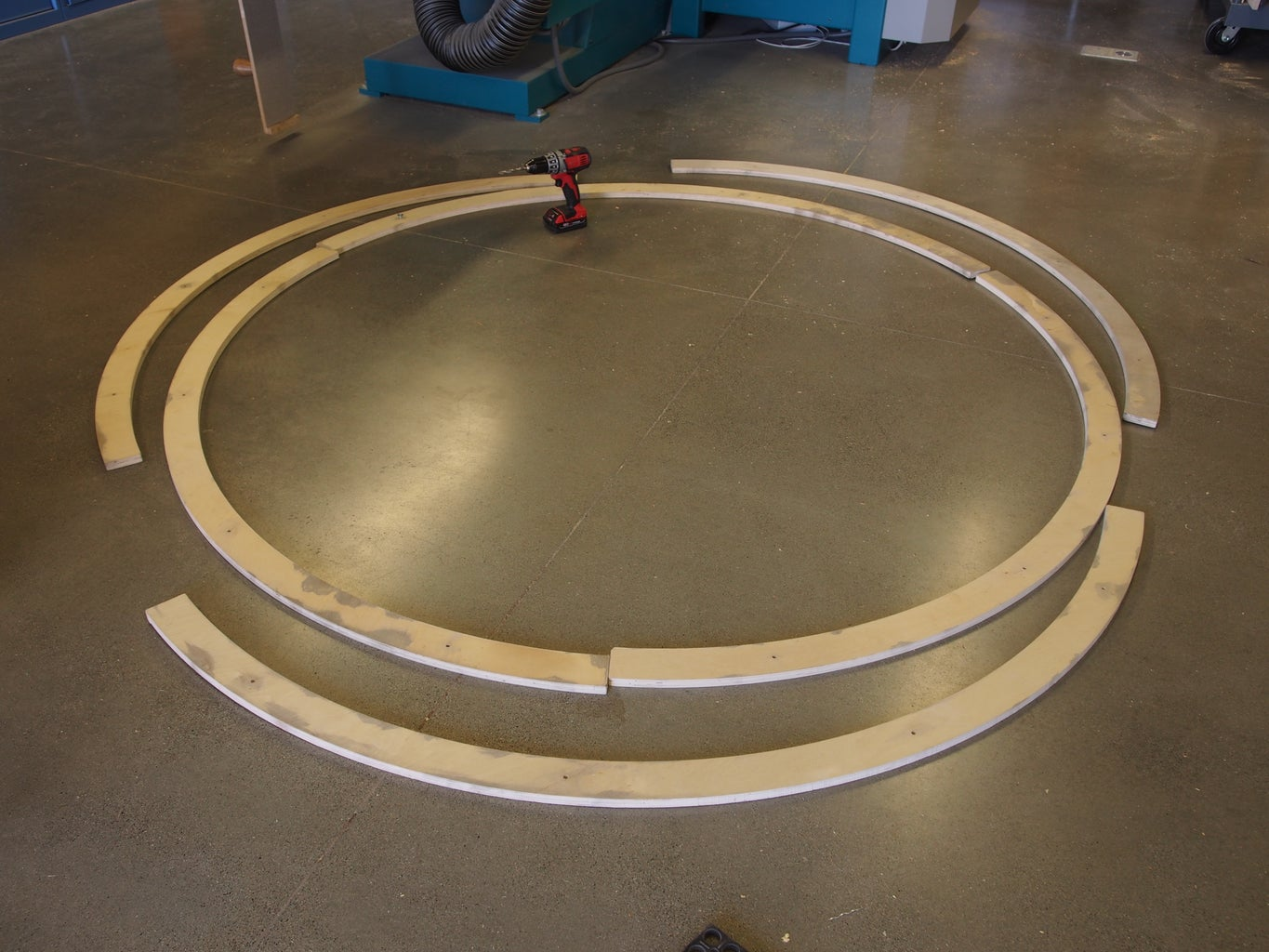 Lay Out the Rings