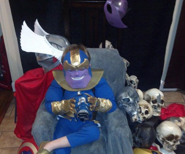 Childrens Thanos Costume