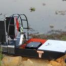 DIY Simple RC Airboat - 3s 2300kv 6in Triple-props