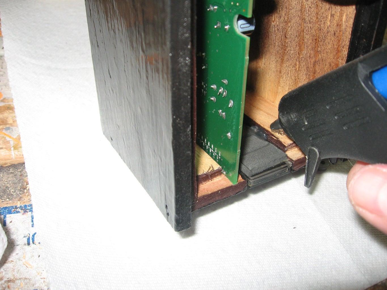 Installing the Display Circuit Board