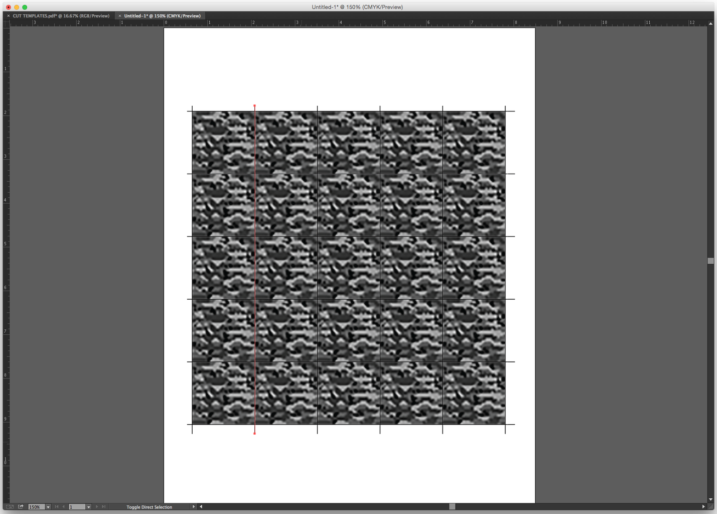 Photoshop Contact Sheets