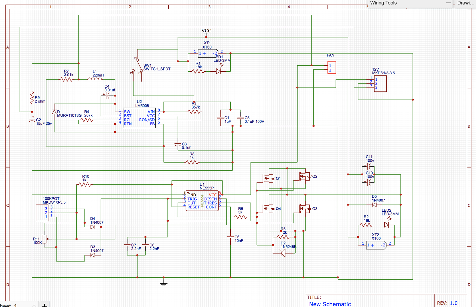 Designing the Speed Controller