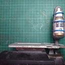 Paint Pot Mixer Shaker With a Jig Saw.