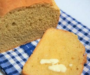 非杂交的einkorn古面包
