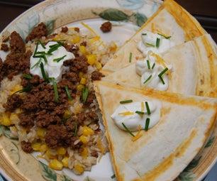{Recipe} Mexican Rice Bowl
