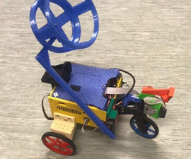 Autonomous Robot Performing Different Tasks