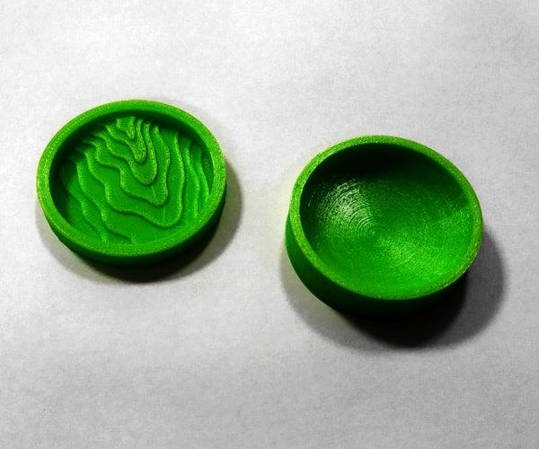 3D Printed Molds / Flexible Filament