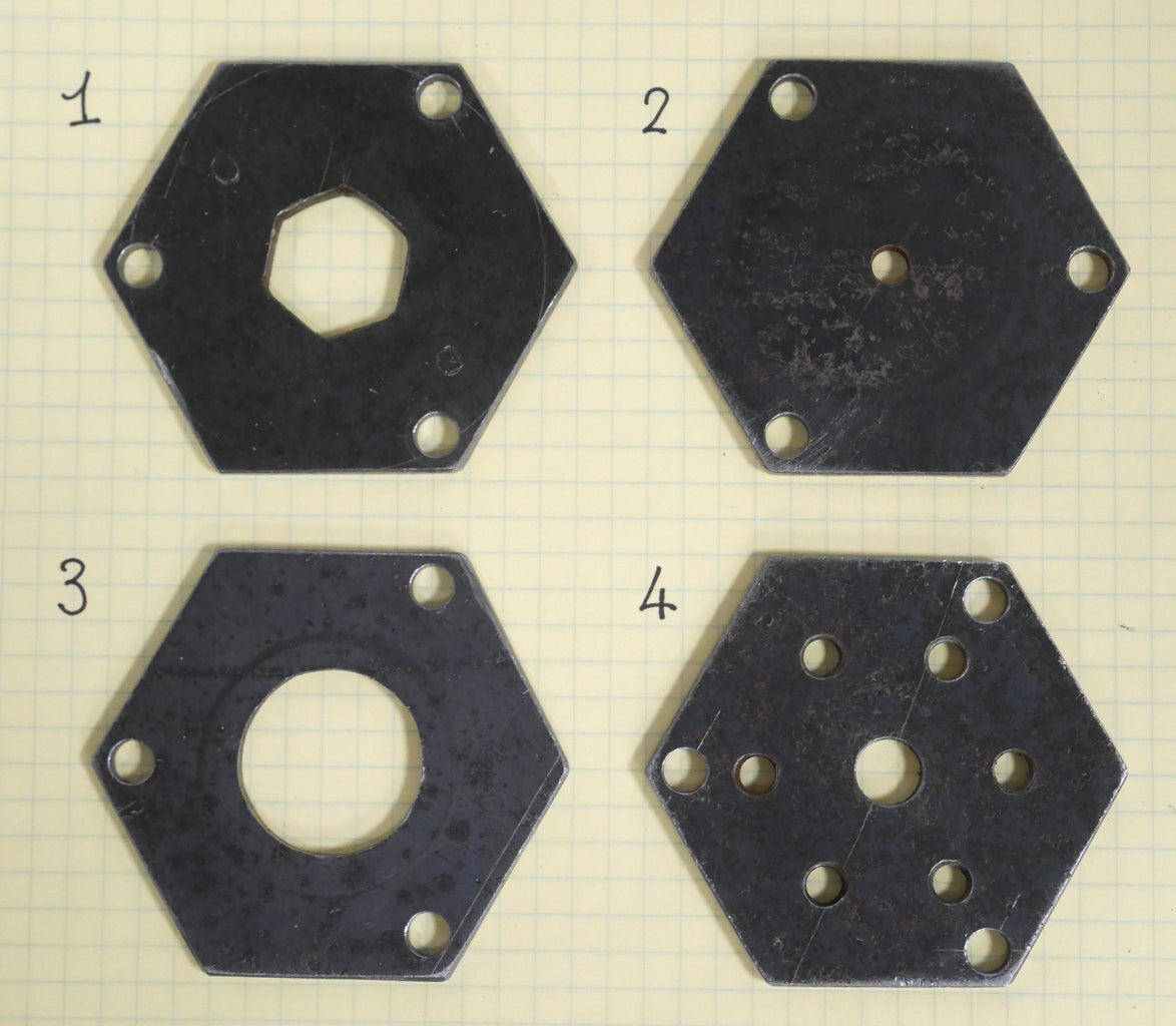 Make the Grip Mold: Cut the Parts
