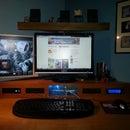 Corner Desk PC