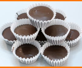 Easy Homemade Peanut Butter Cups