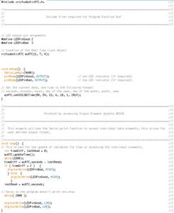 Code (Example 2)