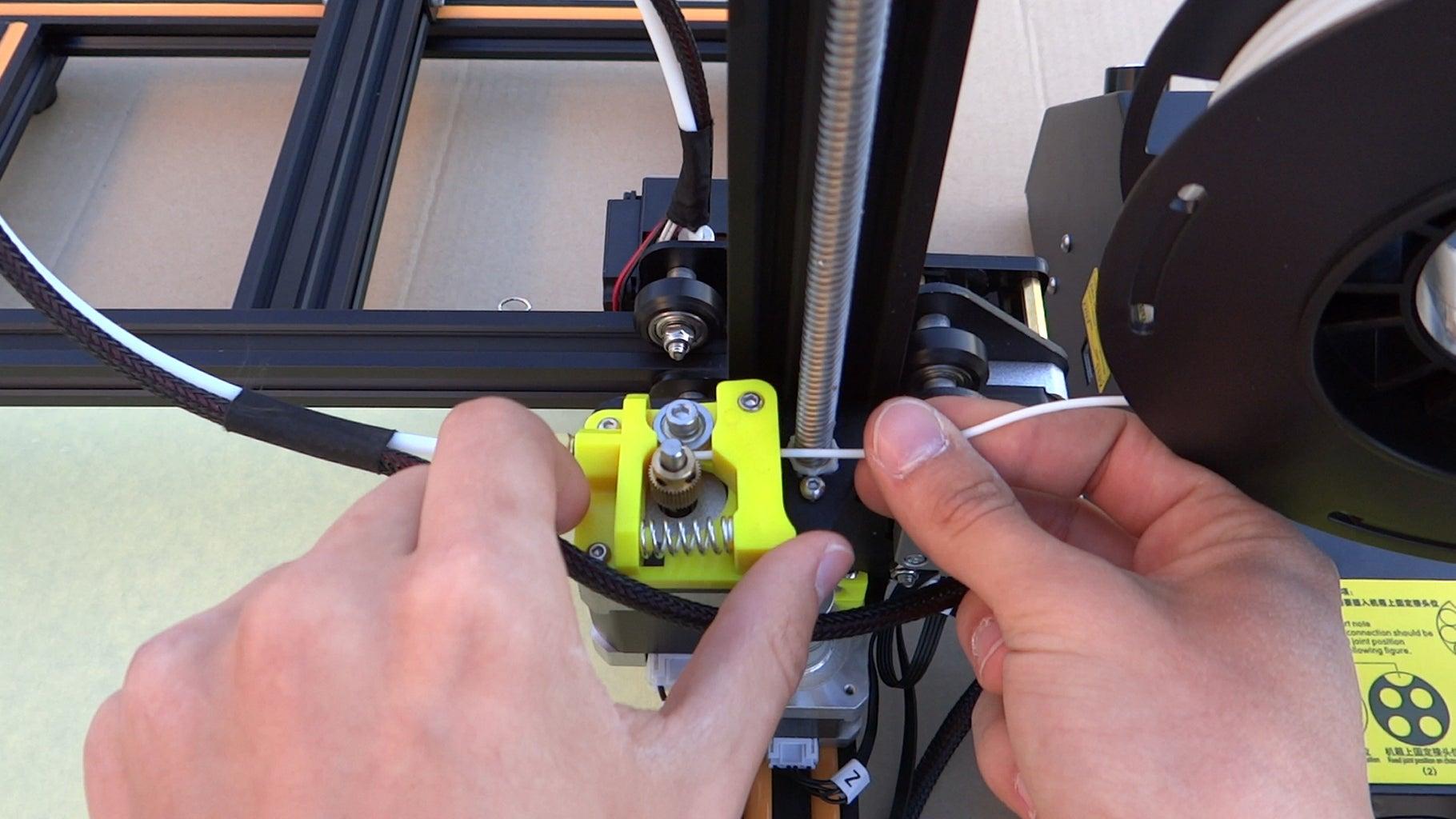 Loading a Filament