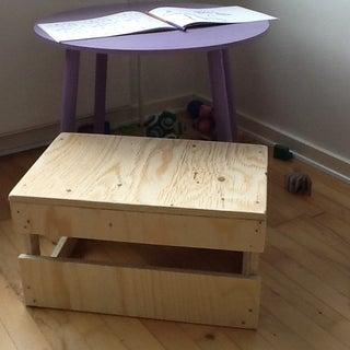 Plywood Beer Crate