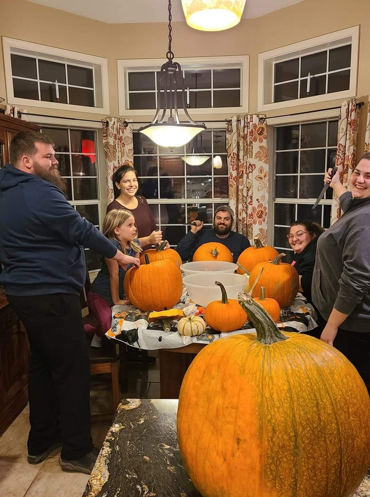 Step One: Gather All You Need. Don't Forget the Pumpkin!