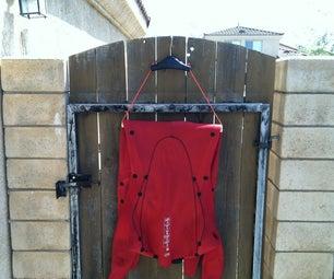 Paracord Wetsuit Hanger