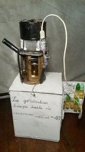 Generator Oil Candle 5v Peltier