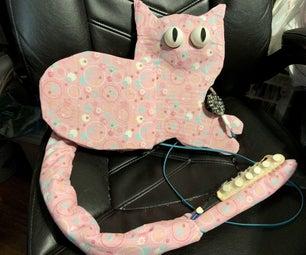 纸板猫笛袋MIDI控制器