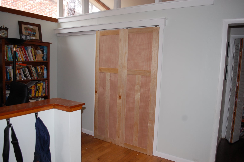 Door 1- Big Panel