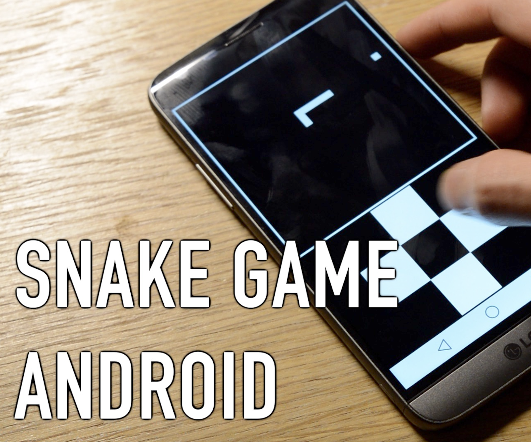 How to Make an Android Game (Snake)