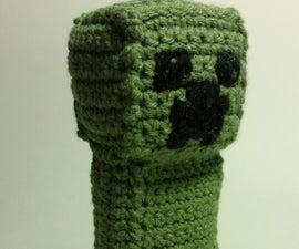 Crochet Cubes - Minecrafting