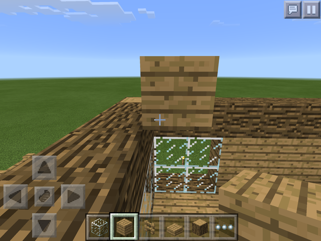 Starting the Second Floor
