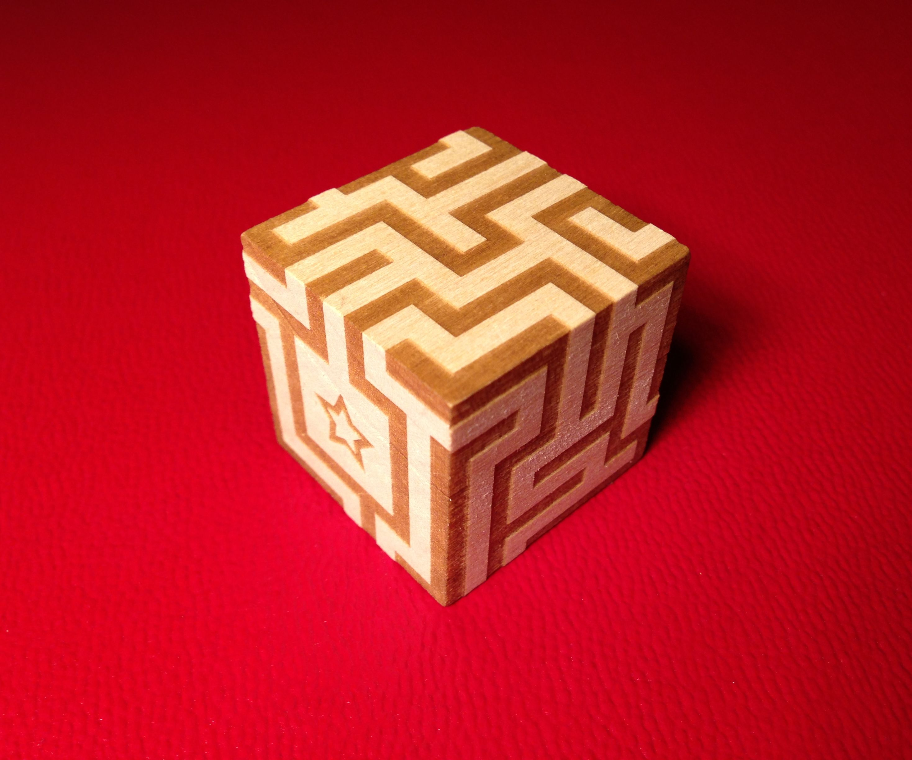 Cube Maze... for Babies!