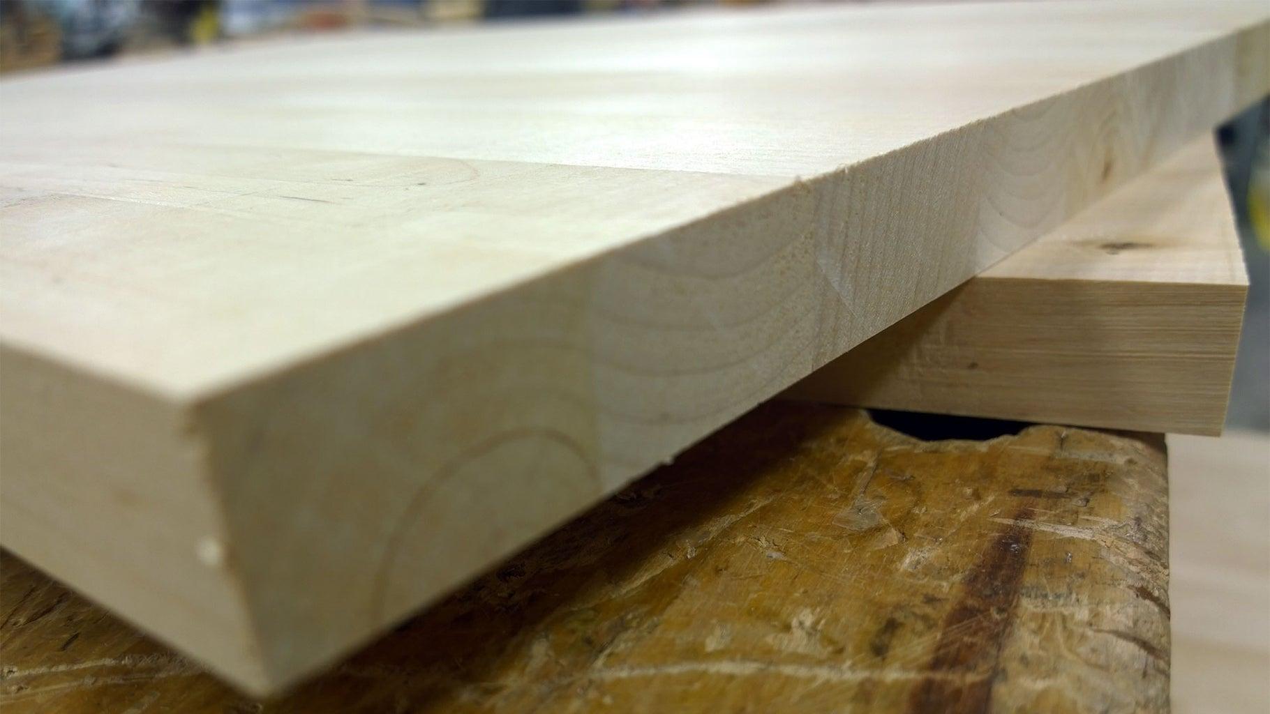 Preparing Boards