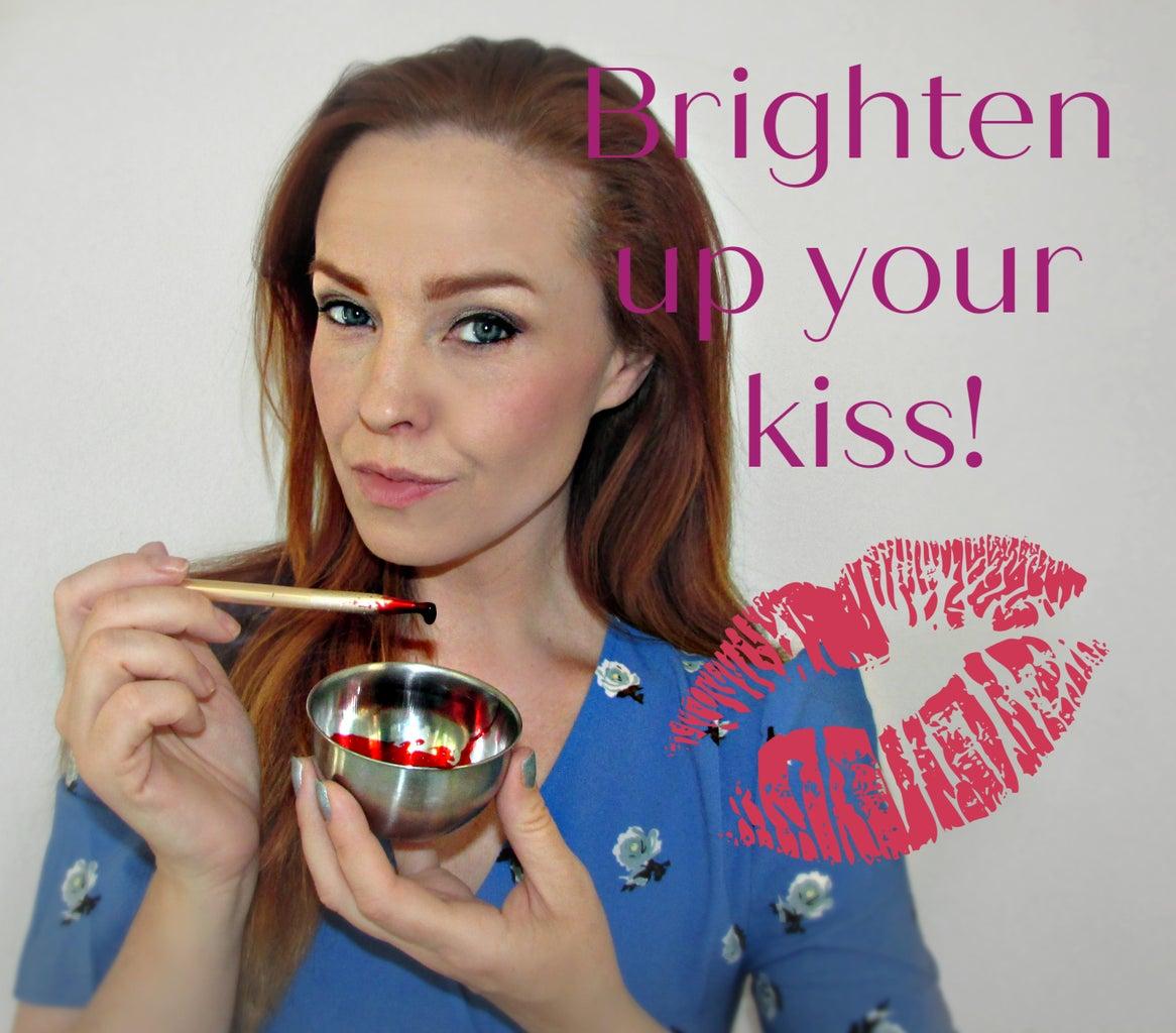 Luscious Berry Lipstain