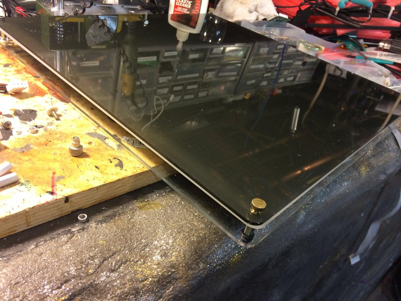 Mounting the LED Matrix Panels