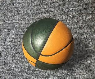 Make Basket Ball by Hand